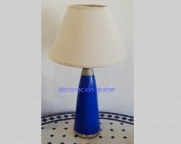 Lámpara de mesa marroquí