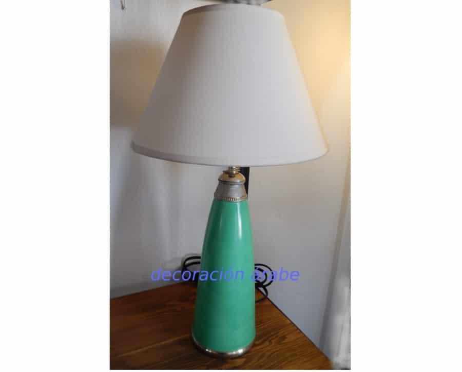 Lámpara de de mesa pistacho mesa árabe Lámpara ZkOPXlwiuT