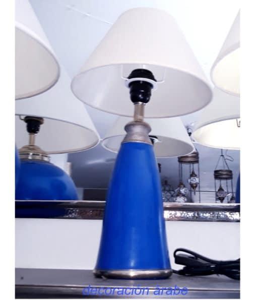 lampara de mesa árabe