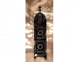 farol árabe hierro mosaico