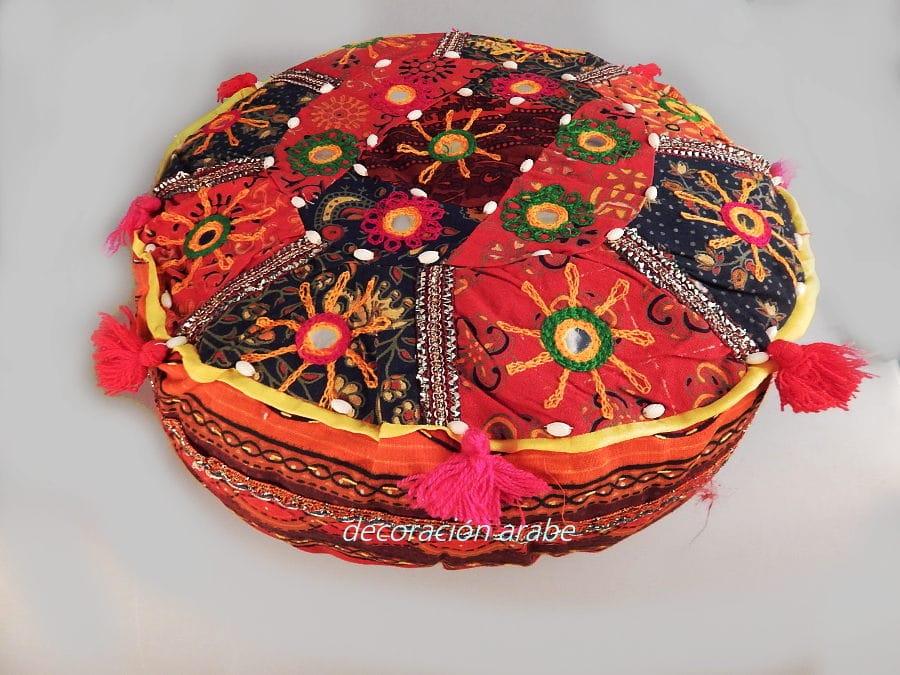 Coj n india para meditaci n decoraci n y artesan a rabe - Cojines indios ...