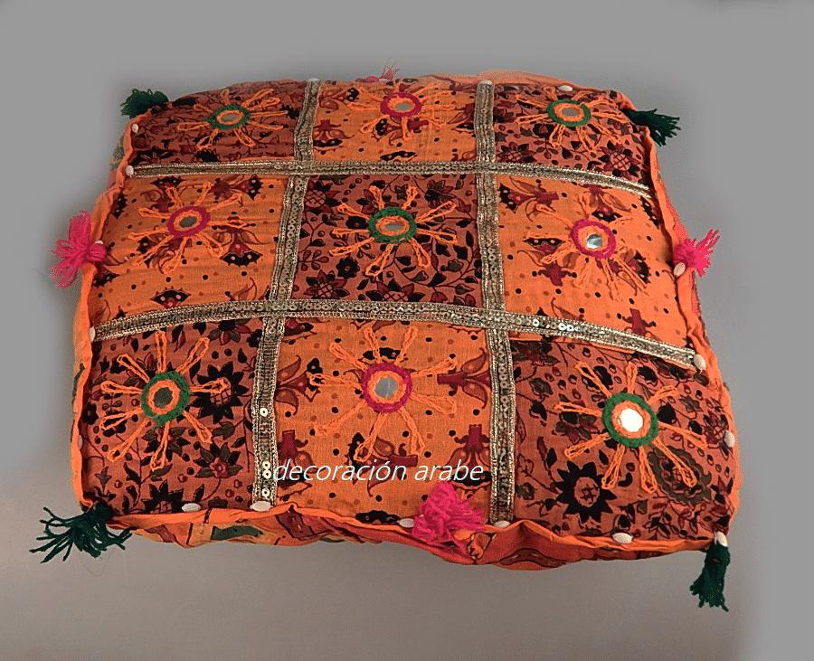 Cojin De India Para Meditacion - Cojines-arabes
