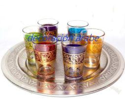 vasos árabes Harém