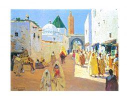Bertuchi Marruecos Rabat