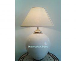 lámparas de mesa árabes