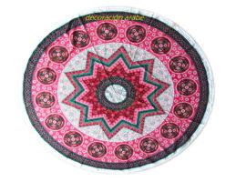 mantel india estrella