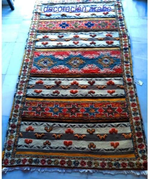 alfombra marroquí bereber