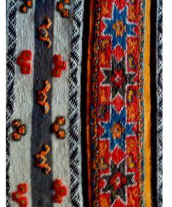 detalle alfombra marroqui bereber