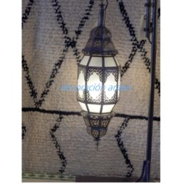 lámpara árabe qebir opal