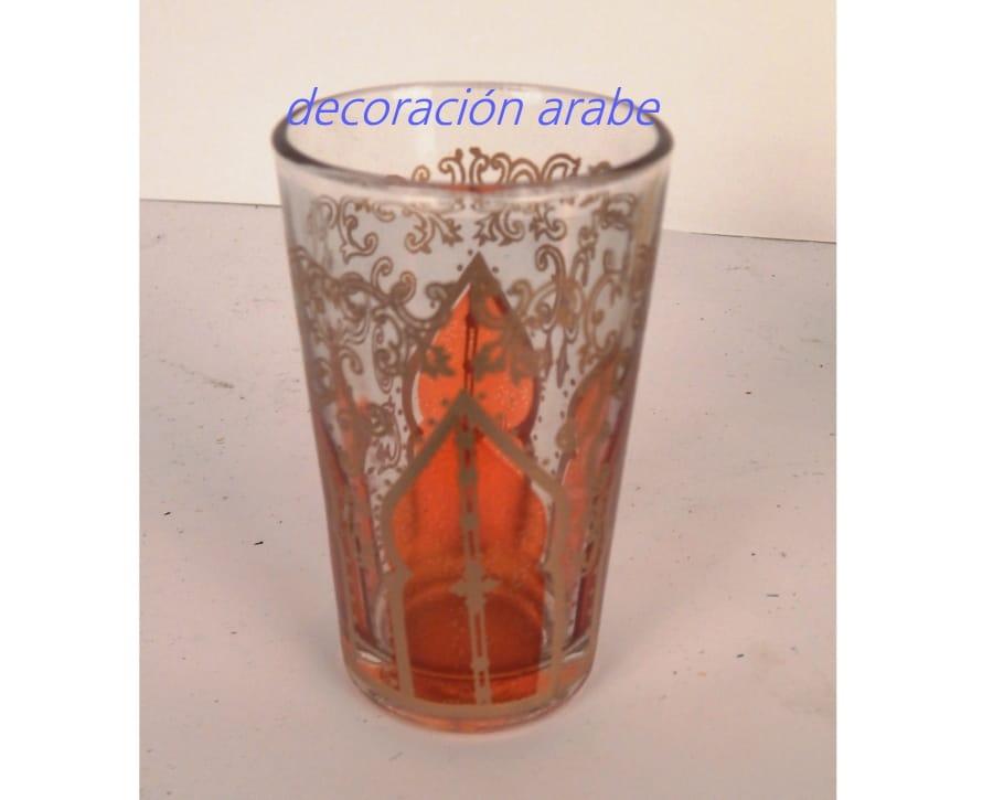 Vasos rabes para el t arco oriental for Vasos de te