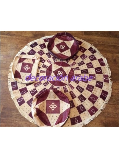 alfombra africana tuareg
