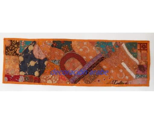 camino mesa india naranja