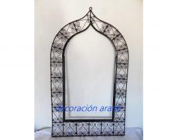 Marco de  forja Arco árabe