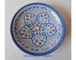 plato cerámica andalusí 3
