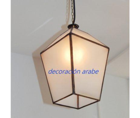 lámpara dieño castellano