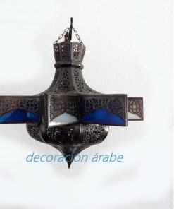 farol árabe colgante techo