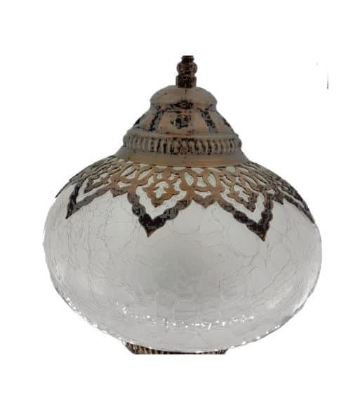 lámpara de Turquía