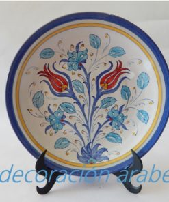 platos cerámica andalusí