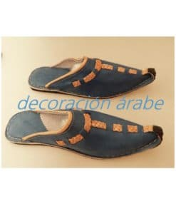 babuchas piel marroquíes
