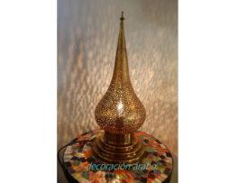 lámpara marroquí  de mesa Gota