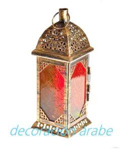 Faroles marroquíes para velas