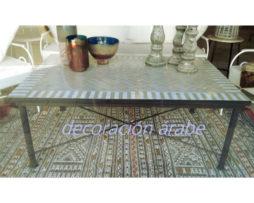 mesa mosaico marroqui