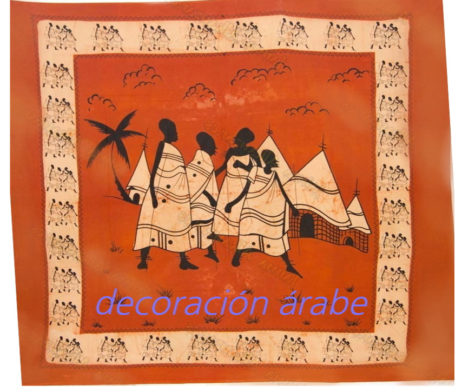 colcha étnica africana