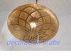 lámpara marroquí cobre