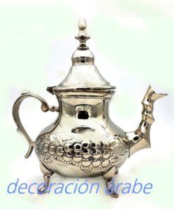 tetera estilo árabe
