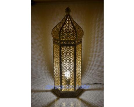 lámpara oriental árabe