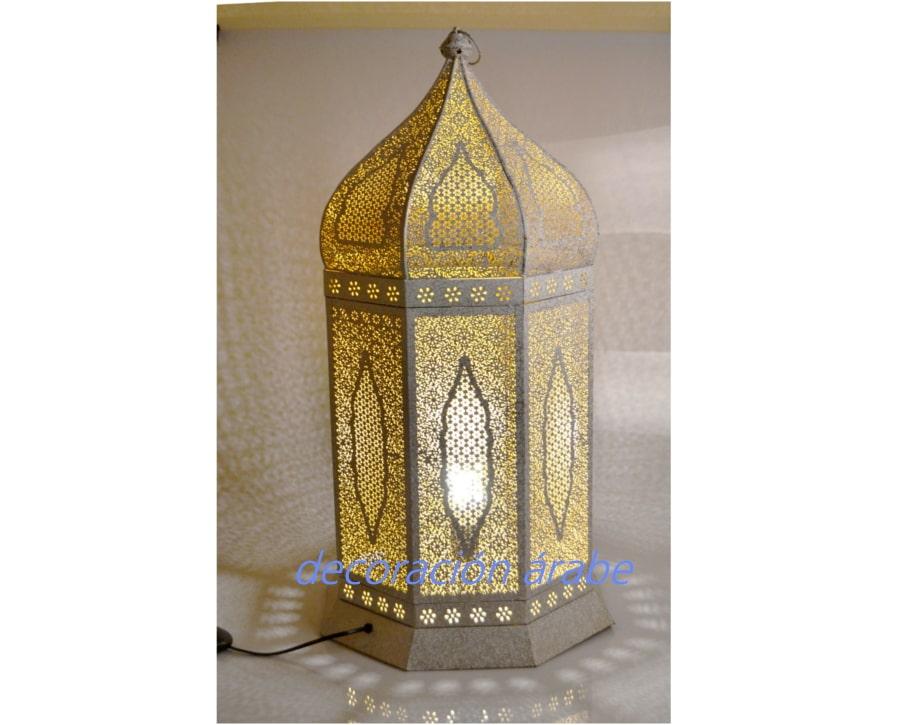 lámpara árabe Celosía oriental