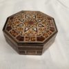 Caja taracea Siria octogonal
