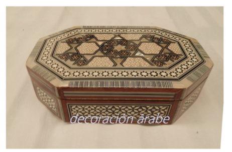 caja taracea octogonal 2