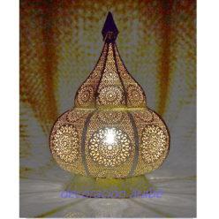 lámpara mesa de india