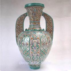 Anfora ceramica árabe andalusí