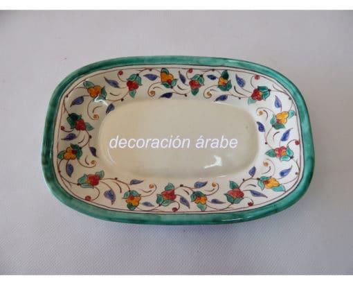 bandeja cerámica andalusí