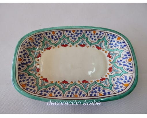 andeja cerámica andalusí