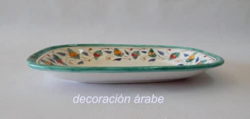 bandeja cerámica andaluza andalsi