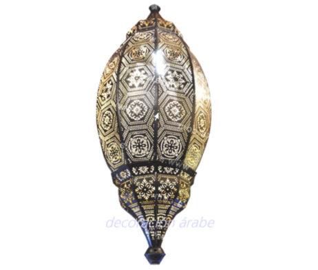 lámpara estilo indio