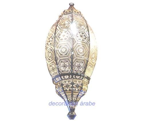 lámpara india techo Jaipur