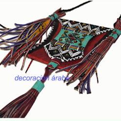 bolso africano tuareg