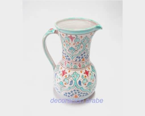 jarra cerámica andaluza árabe