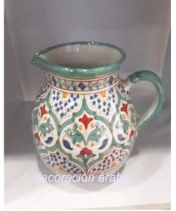 jarra agua cerámica andaluza