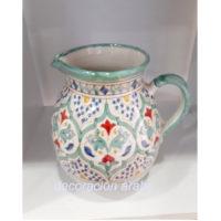 jarra cerámica andalusi