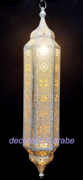 lámpara hindú