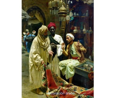 Rudolph Swoboda, mercader de alfombras