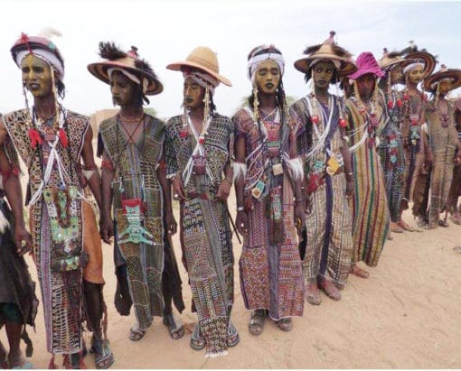 tribu Níger