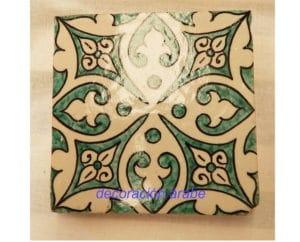 azulejo árabe