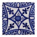 azulejo árabe artesanal