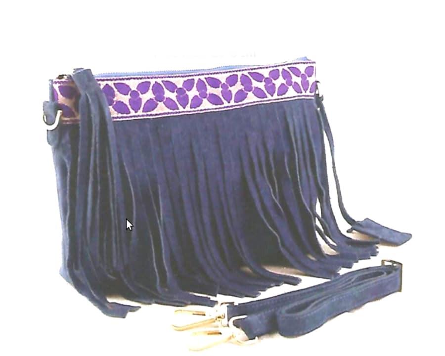 bolso ante mujer